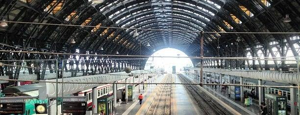 Stazione di Milano Centrale is one of consigli che meritano..