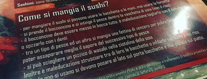 Take Sushi is one of Roma locali: checked.