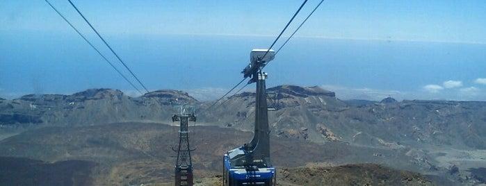 Funivia del Teide is one of Tenerife.