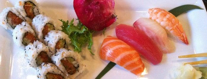 Mizu is one of Good Eats~!.
