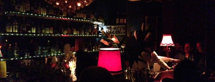 die rote Bar is one of FFM.