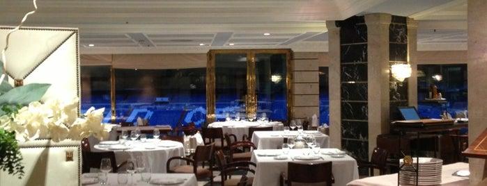 Mejores restaurantes de madrid for Puerta 57 restaurante