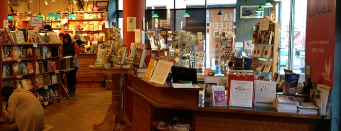 Malaprop's Bookstore/Cafe is one of North Carolina To-Do.
