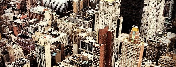 Empire State Building 86th Floor Observation Deck is one of New York for the 1st time !.