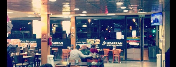 Lizarran is one of Restaurantes que admiten cheques Gourmet.