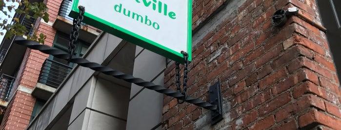 Westville DUMBO is one of The 15 Best New American Restaurants in Brooklyn.