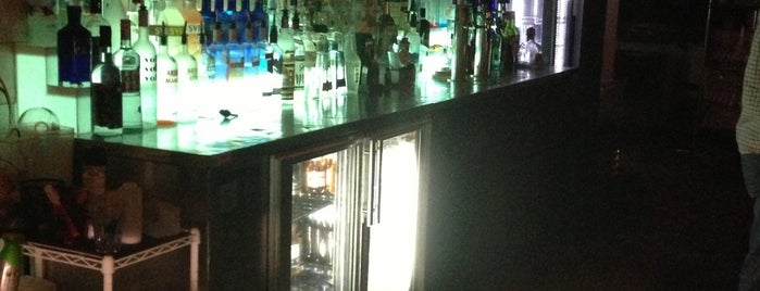 The Aquifer Bar is one of Night life.