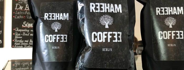 Reeham Coffee is one of Berlin Best: Cafes, breakfast, brunch.