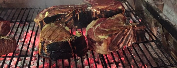 Officina della Bistecca is one of Best of Tuscany, Italy.
