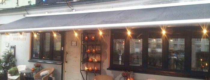 Café Bopa is one of copenhagen.