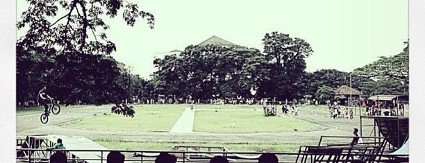 Lapangan Saparua is one of Bandung ♥.