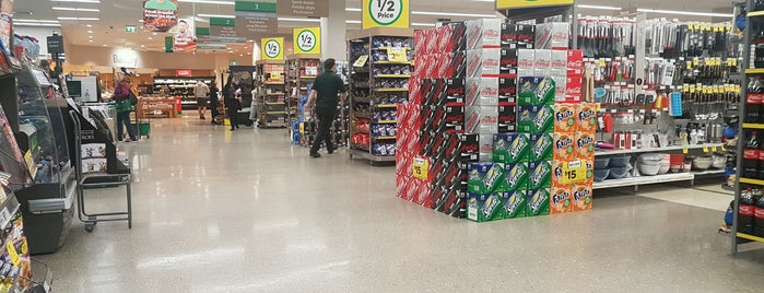 Woolworths is one of Often.