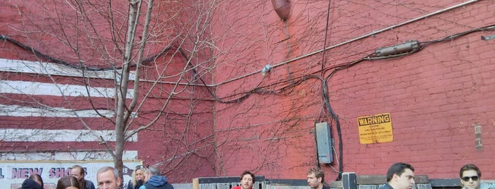Brooklyn Ice House is one of Beer Gardens-To-Do List.