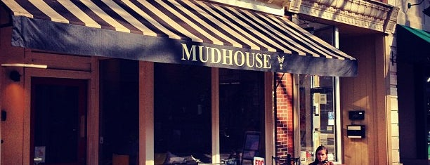 Mudhouse is one of VA is for Wahoos.