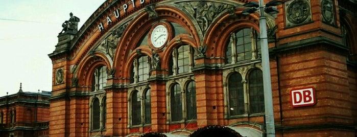Bremen Hauptbahnhof is one of Mein Deutschland.