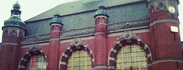 Lübeck Hauptbahnhof is one of Mein Deutschland.