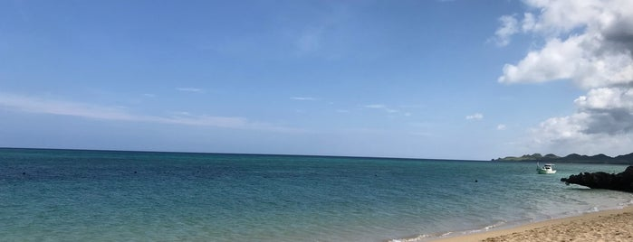 石垣島サンセットビーチ is one of 石垣.