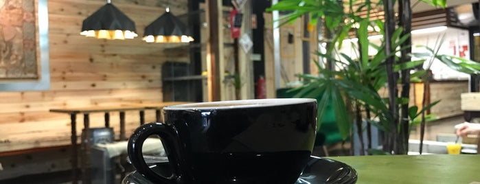 Fábrica Coffee Roasters is one of Specialty Coffee in Lisbon, Portugal.