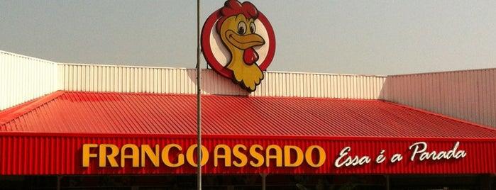 Frango Assado is one of Favorite Alimentação.