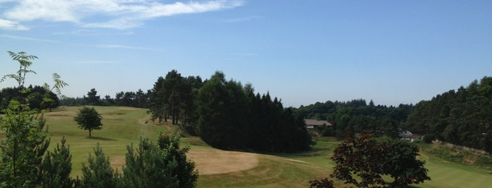 Forres Golf Club is one of GreaterSpeyside.