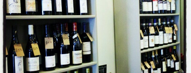 Cave Taureau Wines is one of Carolina's Expansive Wine List.