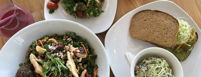 The 15 Best Places For Healthy Food In Raleigh