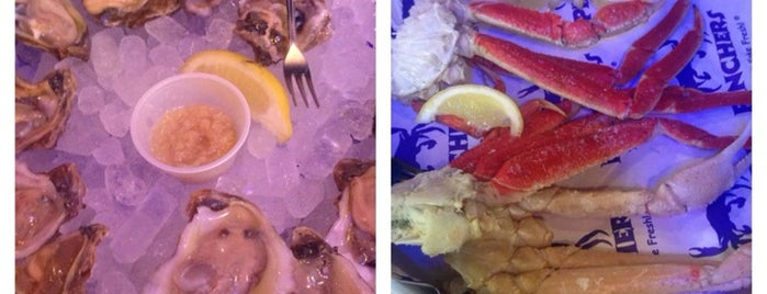 Pinchers Crab Shack is one of Cape Coral restaurants.