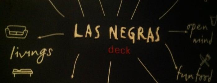 Las Negras Cocina Bar is one of Mendoza.