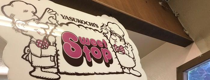 Yasukochi's Sweet Stop is one of SF.