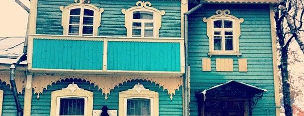 Дом-музей Н. С. Лескова is one of Москва и загородные поездки.