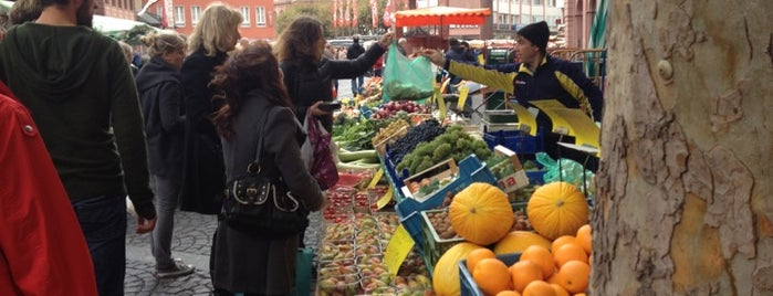 Markt is one of Karlsruhe + trips.