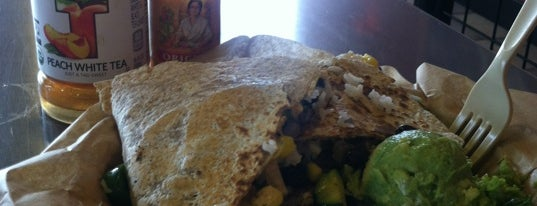 Qdoba Mexican Grill is one of Favorite places in GR.