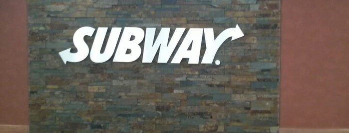 Subway is one of Restaurant.