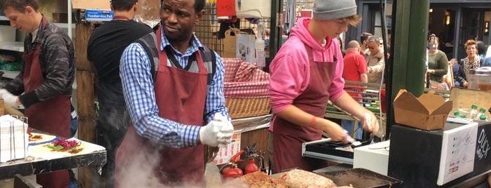 Le Marche Du Quartier is one of London Cheap Eats.