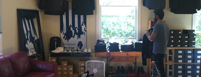 Blue Owl Workshop is one of Seattle.