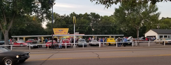 Minnetonka Drive In is one of Must Go in and around Mound, MN.