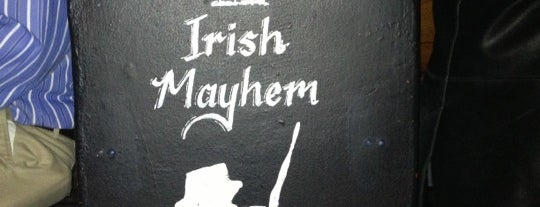 The Mean Fiddler is one of Bars.