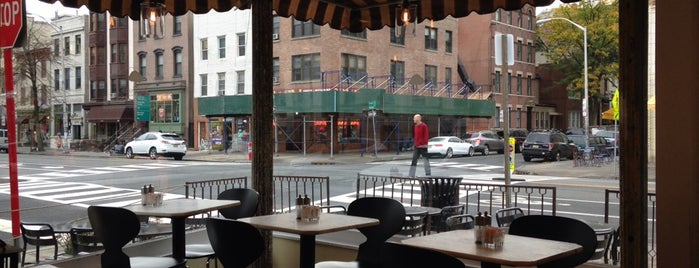 Beechwood Cafe is one of Great Food in Jersey City.