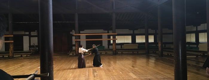 武徳殿 is one of 近現代.