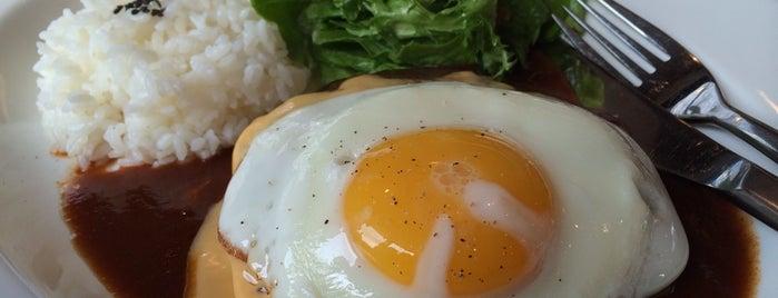 KiKi Rice is one of Itaewon food.