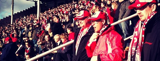 Bosuilstadion is one of Jupiler Pro League and Belgacom League - 2013-2014.
