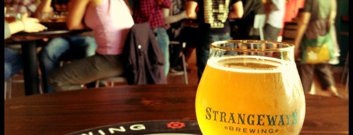 Strangeways Brewing is one of Drink!.