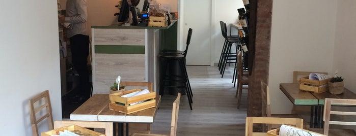 Orto•erbe e cucina is one of Mi-Veg🌱.