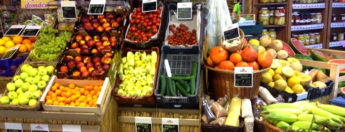 Fresh Market is one of real food.