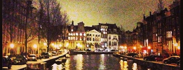 Herengracht Restaurant & Bar is one of Guide to Amsterdam's best spots.