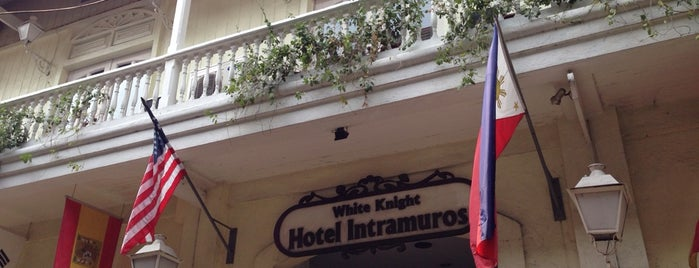 White Knight Hotel is one of The 15 Best Places with Live Music in Manila.