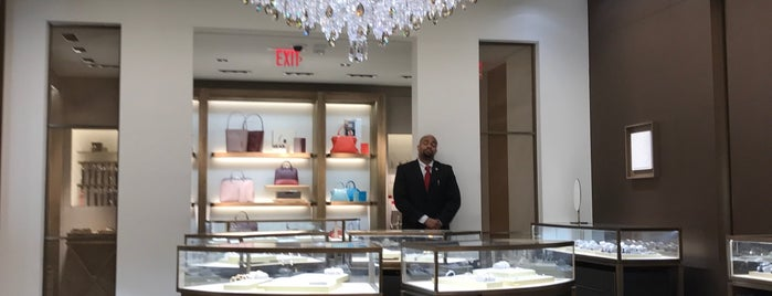 Cartier is one of The 13 Best Jewelry Stores in Las Vegas.