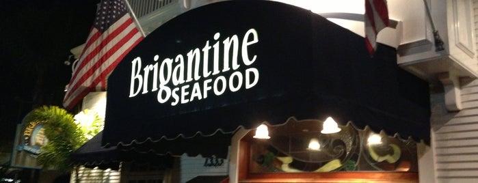 Brigantine is one of San Diego.
