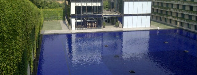 The Oberoi Hotel is one of Gurgaon Hotels.