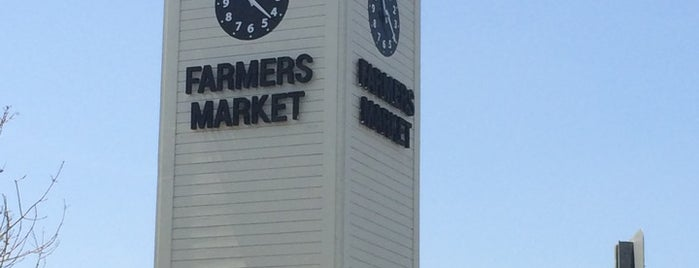 The Original Farmers Market is one of Guide to Los Angeles's best spots.